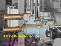 custom air motors