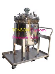 Custom Pressure Tank