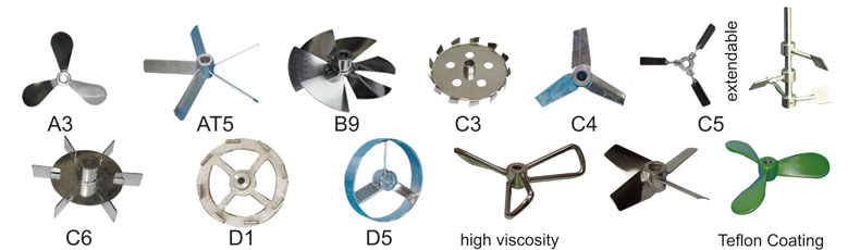 custom impellers