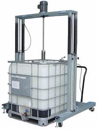 IBC桶用電動攪拌機