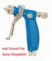 Release Agent Spray Gun with Round-Flat Spray Regulation by TONSON ...
