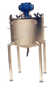 Custom Process Tanks