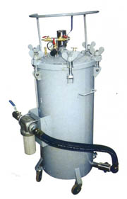 Custom Pressure Tank with Filtration